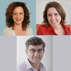 May 2019: Avraham, Geiger and Shamir win ISF Precision Medicine grants