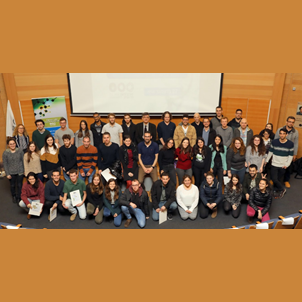 December 2018: The annual Edmond J. Safra fellowship ceremony