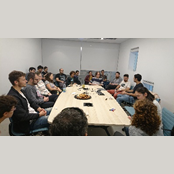 December 2019: Rahmani guest of the Young Researchers' forum