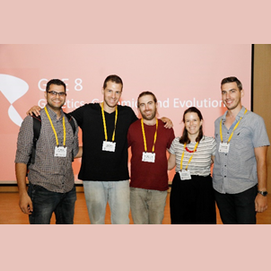 September 2019: The 8th graduate students GGE conference at TAU