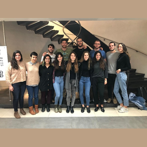 March 2019: Edmond J. Safra Center supports the first TAU team in the iGEM competition