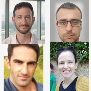 February 2021: Levitan, Muller, Netanely and A. Rubinstein listed among TAU outstanding lecturers