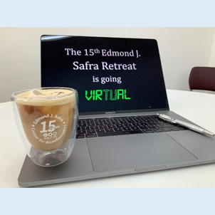 August 2020: The 15th (and first online) Retreat of the Edmond J. Safra Center