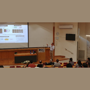 October 2019: the 2019 RNA Biology and Processing meeting