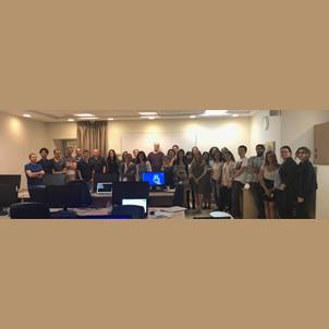 May 2019: Sheba-TAU microbiome analysis workshop