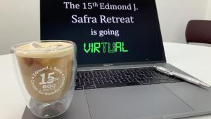 The Fifteenth Retreat of the Edmond J. Safra Center for Bioinformatics