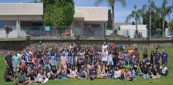 The 14th Retreat of the Center at Maagan, Sea of Galilee