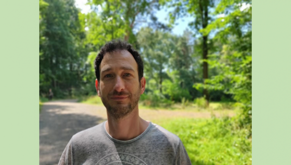 August 2018: New Edmond J. Safra affiliate, Dr. Amir Rubinstein