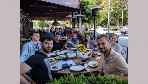 August 2019: Edmond J. Safra – UCLA partner in a summer program
