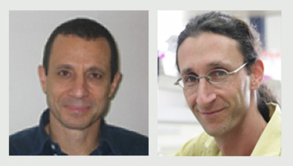 December 2019: Ast and Nachman are among TAU outstanding lecturers